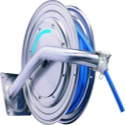 Hochdruckwasserschlauch - Decke blau - Ø 9,5 mm - 25+1 m - Preis per Rolle