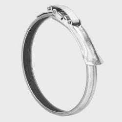 Pierścień szybkozłączny - Ø 100 mm - Op. 2 szt. - Cena za 1 szt