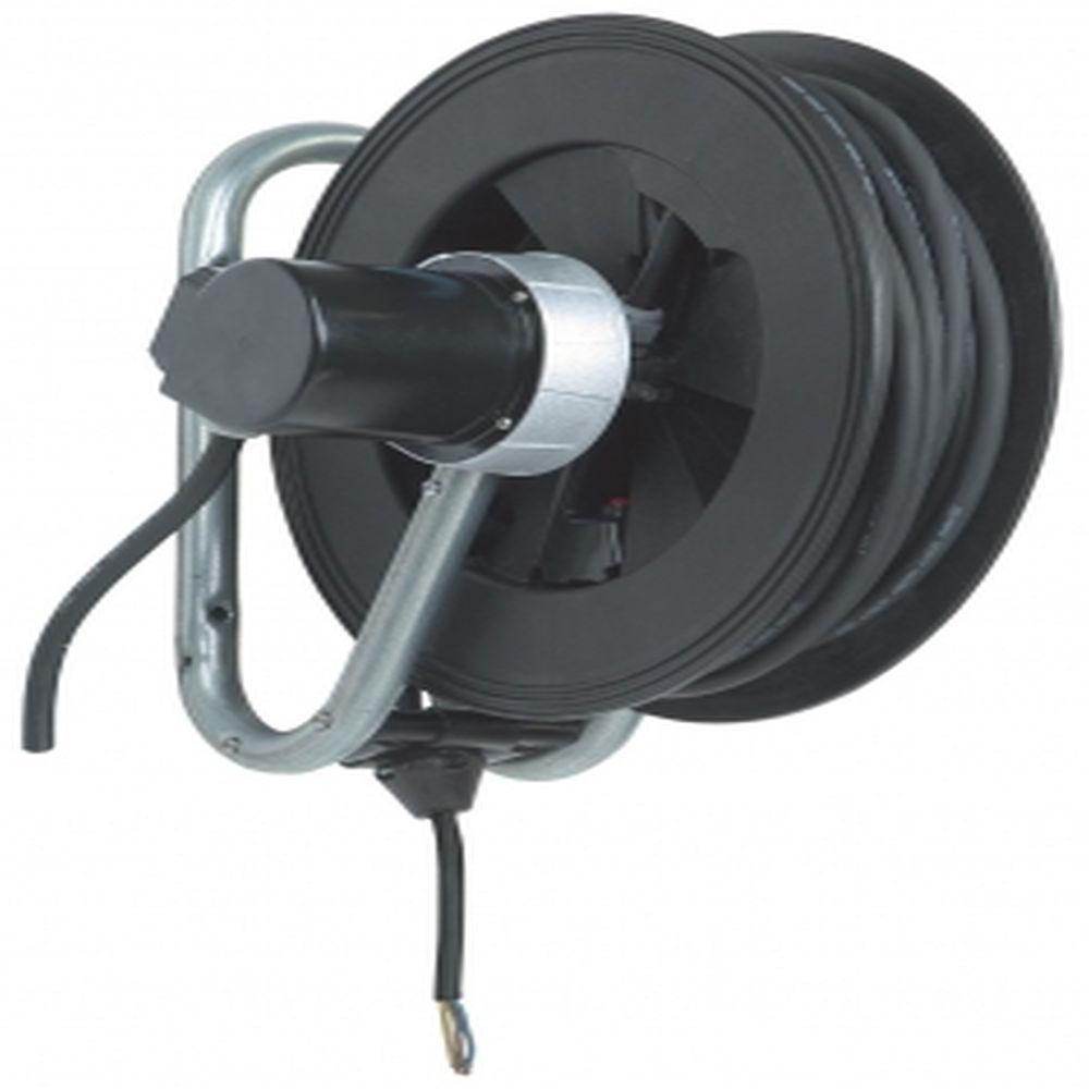 Kabelaufroller Serie 793 - 230 V - Kabel 15 bis 25 m - Leiter 3G2,5 und 5G2,5