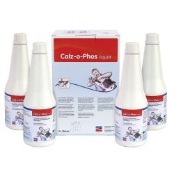 Calz-o-Phos Liquid - Calcium and Phosphorus - 2000 to 5000 ml - each individually and 4 pieces - Price individually and by VE