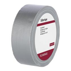 Claw band silver tape - width 50 mm - length 50 m - silver