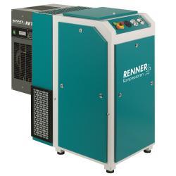 RENNER Schraubenkompressor RSK und RSK-PRO 3,0 bis 45,0 kW - 10 bar - mit Kältetrockner - verschiedene Ausführungen