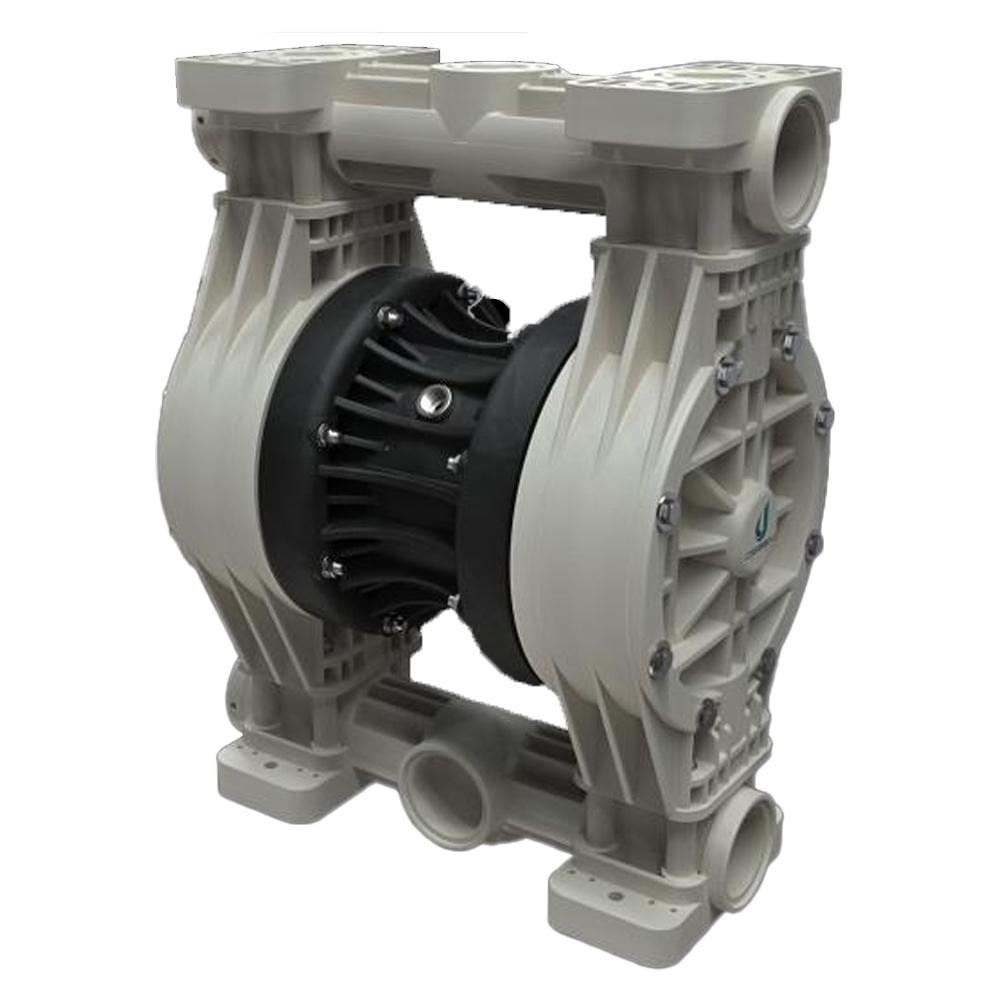 Druckluft-Doppelmembranpumpe Boxer 503 - NBR -  Gehäuse aus Polypropylen - 800 l/min - 8 bar