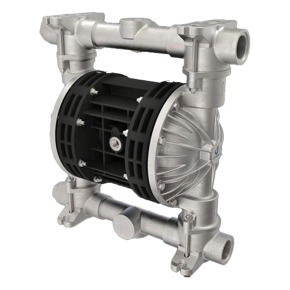 Druckluft-Doppelmembranpumpe Boxer 251 - NBR - Gehäuse aus Aluminium - 340 l/min - 8 bar