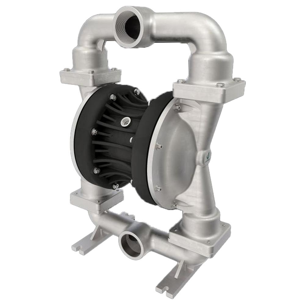 Druckluft-Doppelmembranpumpe Boxer 503 - NBR - Gehäuse aus Aluminium - 800 l/min - 8 bar