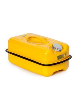 FALCON safety container - painted steel - with screw cap