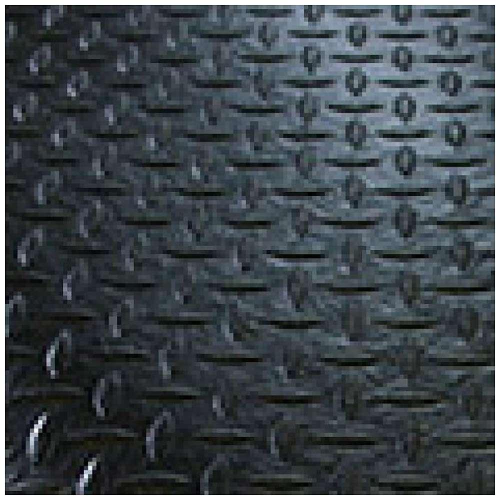Arbeitsplatzmatte Orthomat Diamond - einlagig PVC - 9 mm