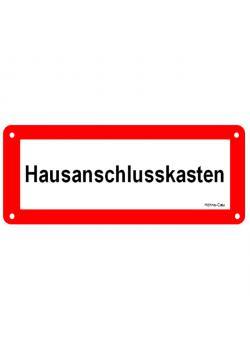 """Logga för solcellsanläggningar - """"Hausanschlusskasten"""""""
