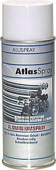 Aluminiumspray - Spraydose 400 ml - hitzebeständig