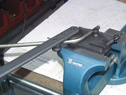 Handrohrbiegegeräte - Rohr-Ø außen 3 mm bis 18 mm