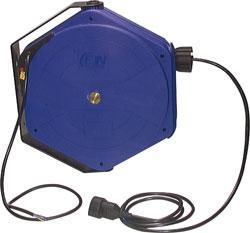 Automatischer Kabelaufroller - IP23 - 10-17 Meter