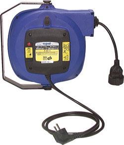 Automatischer Kabelaufroller - IP20 - 10-15 Meter