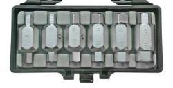 kit clé de service d'huile adapté à tous les véhicules 6 pièces en cassette métallique