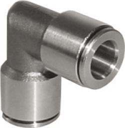 Elbow Quick Couplers - Stainless Steel