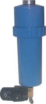 Zyklon-Kondensatabscheider - Aluminium - Zeittaktgesteuerter Kondensatableiter