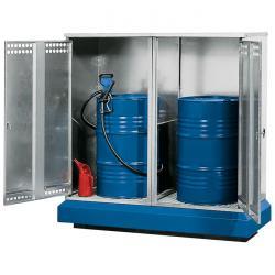Industria Keg Depot - per un massimo di 2 fusti da 200 litri - acciaio