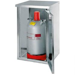 Armadio per bombole di gas liquido - 1 x 11kg volume magazzinaggio