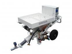 Mischpumpe TP 18 MINI-BLITZ - 230V - 0,2 l/min bis 18 l/min - reduzierte Bauhöhe
