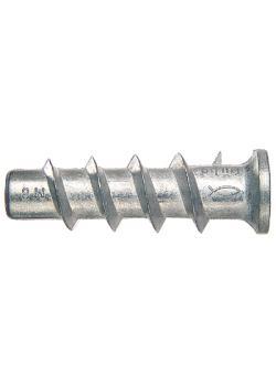 Porenbetondübel FTP M - aus Metall - Dübellänge 50-70 mm