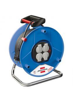 Garant® eksport kabeltrommel - H05VV-F 3G1.5 - Plast - Svart