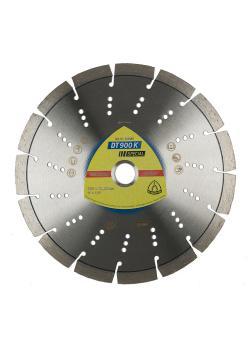 Diamanttrennscheibe DT 900 K - Durchmesser 115 bis 230 mm - Bohrung 22,23 mm - lasergeschweißt