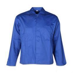 Arbetsjacka - 35/65% blandväv - 280 g/m² - storlek 54 - kornblå