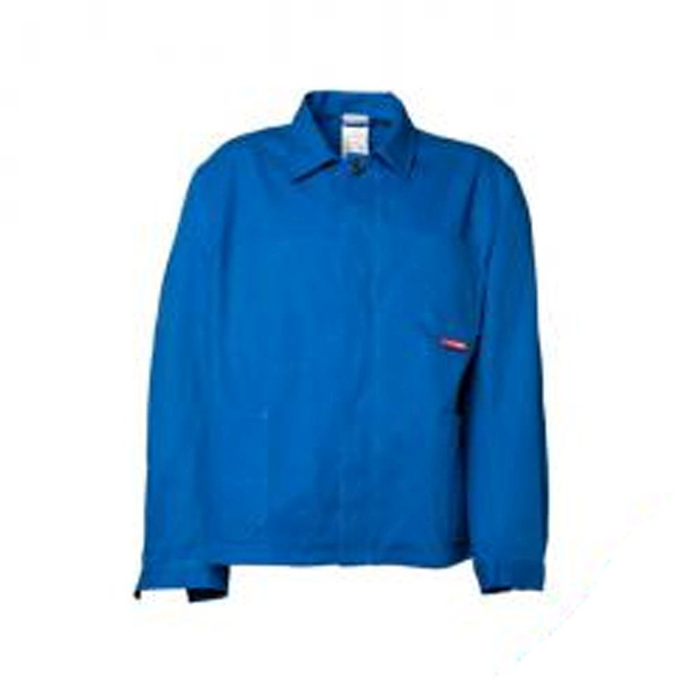 "Giacenza residua - Giacca da lavoro ""BW 290"" - 100% cotone - EN 26330 - colore blu mais - taglia 56"