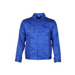 Restposten - Bundjacke BW 270 - 100 % Baumwolle - Größe 56 - kornblau