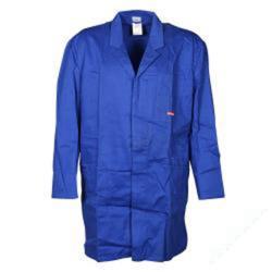 Restposten - Berufsmantel - DIN 61535 - Größe 64 - kornblau