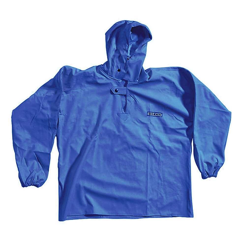 Chemikalienschutzjacke - Ocean Comfort Cleaning - Wasserdicht - XS bis 4XL - Königsblau