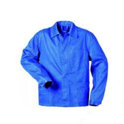 """Restposten - Arbeits-Jacke """"Schweich"""" - 100 % CO - 290 g/m² - Größe 48 - kornblau"""