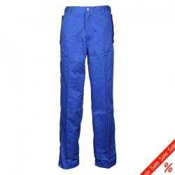 """Herren Bundhose """"Food"""" von Planam - 65% Polyester, 35% Baumwolle - DIN 10524 - Größe 62 - kornblau"""