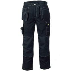 I residui - Pantaloni con colore CORDURA finiture nere - Gr. 42