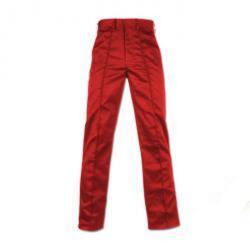 """Restposten - Bundhose """"Redhawk"""" - Gr. 102 - rot - 65 % Polyester, 35 % Baumwolle 260 g/qm"""