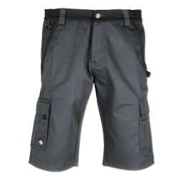 """Bermuda Shorts """"Industry300"""" - Dickies - Größe 54 - grau/schwarz"""
