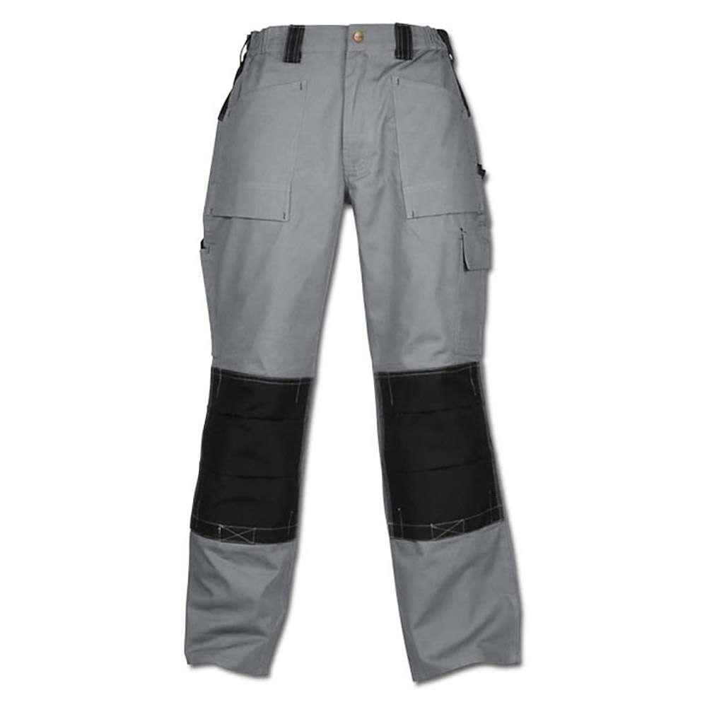 """Arbeitshose """"GDT 290"""" - Dickies - grau/schwarz - 100% Baumwolle"""