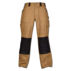 "Arbeitshose ""GDT 290"" - Dickies - 100% Baumwolle - Größe 54 - khaki/schwarz"