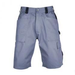 """Restposten - Shorts """"GDT 210"""" - Dickies - grau/schwarz - 100 % Baumwolle - Gr.62"""