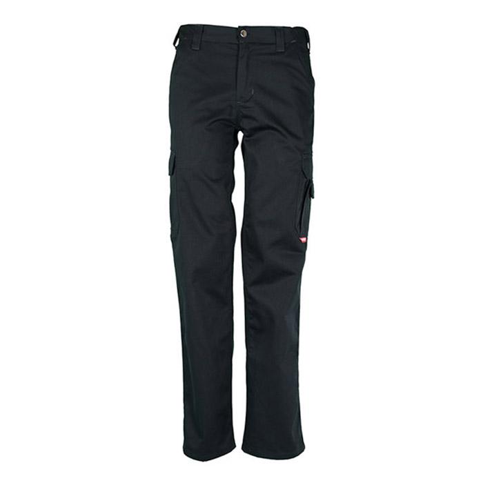 Easy Bundhose - 65% Polyester, 35% Baumwolle ca. 285 g/m² - schwarz