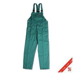 """Arbetsbyxor """"BW345"""" - 100 % bomull - storlek 50 - EN 26330 - grön"""