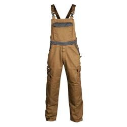 "Salopette ""Industry300"" - Dickies - colore cachi/nero - uso industriale"