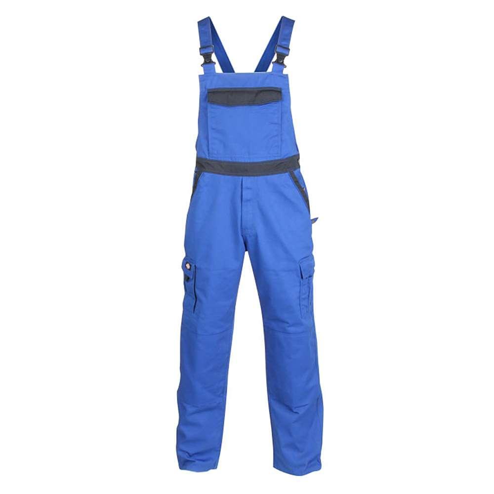 """Latzhose """"Industry300"""" - Dickies - kornblau/marineblau"""