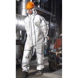 Schutzoverall ChemMax® 2 - Gr. S/M bis 2XL/3XL - polymerbeschichteter Chemikalienschutzanzug - VE 10 Stück - Preis per VE