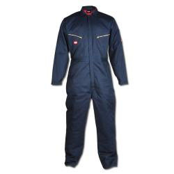 "Overall lined - Dickies - 32"" leg length  - navy blue"