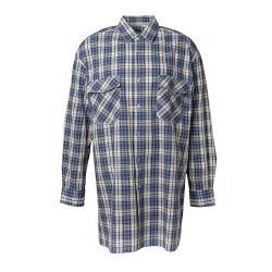 "Flanellskjorta ""Hemden"" - Planam - 100% bomull"