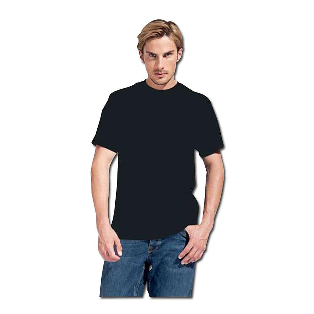 Premium T-Shirt -  schwarz -  KingSize -  Größe M-XXXL -  PROMODORO