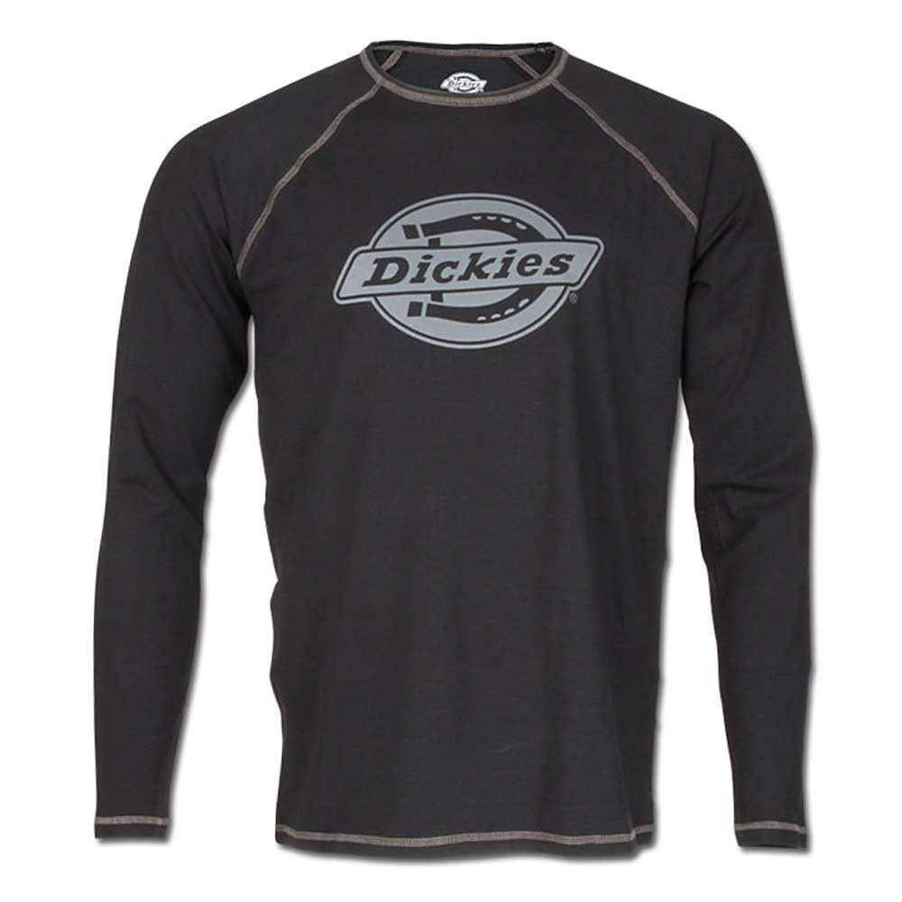 "Långärmad T-shirt ""Atwood"" - Dickies - Svart"
