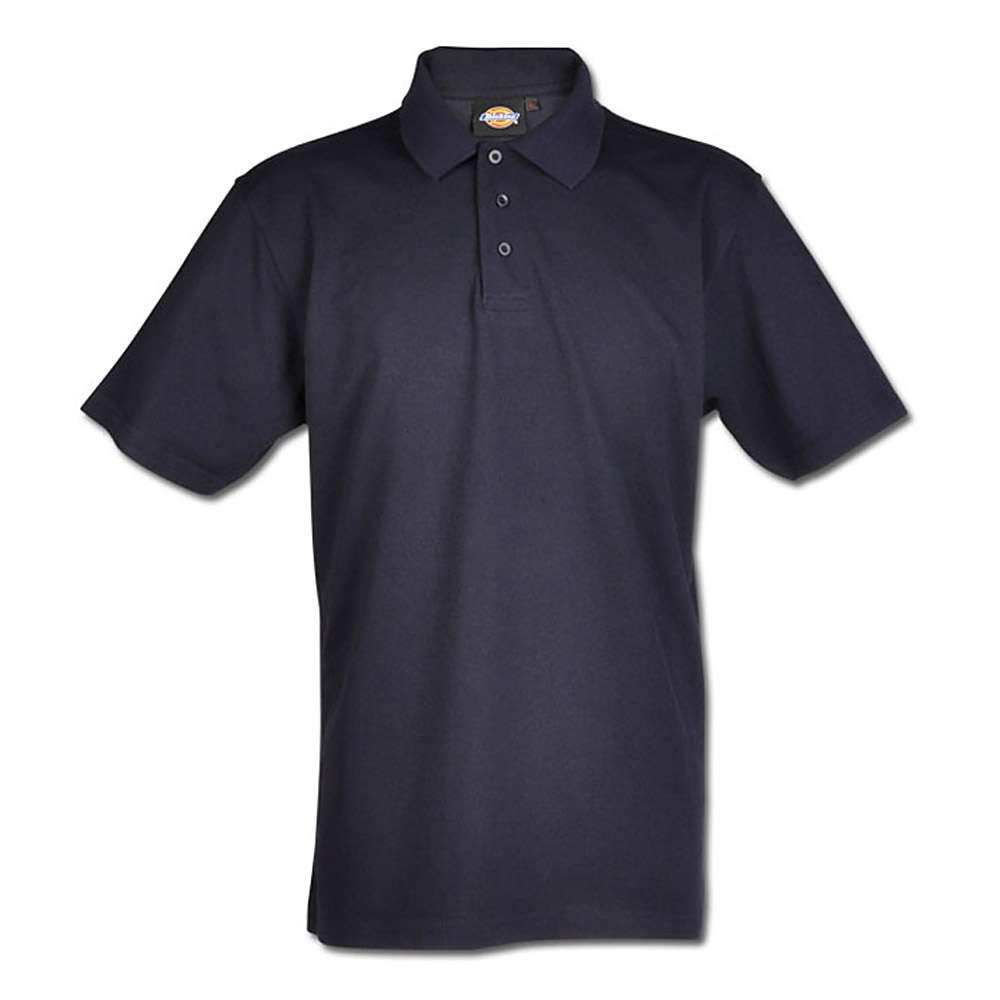 Tenniströja - Dickies - marinblå - 65%/35% polyester/bomull