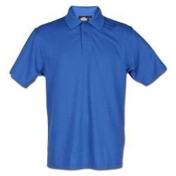 Tenniströja - Dickies - 85% bomull - kungsblå
