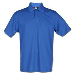 Poloshirt - Dickies - Royalblau - 35% Baumwolle - Freizeit
